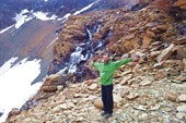 Водопад на реке Левая Пай-Ера
