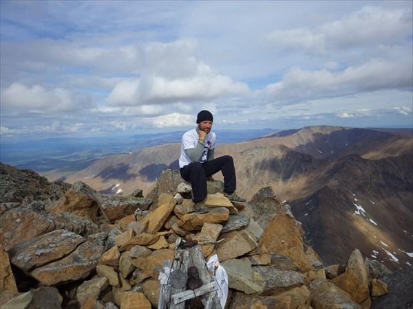 Вершина горы Пай-Ер