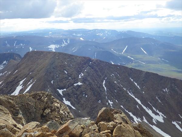 Вид с горы Пай-Ер