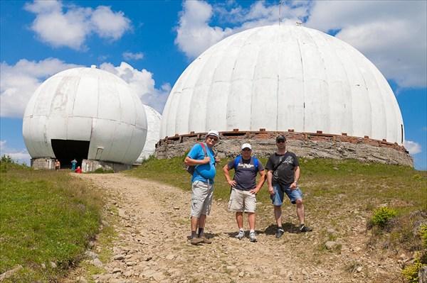 Радиопрозрачные купола