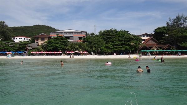 Пляж на Ко Самет