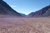 Долину перед базовым лагерем