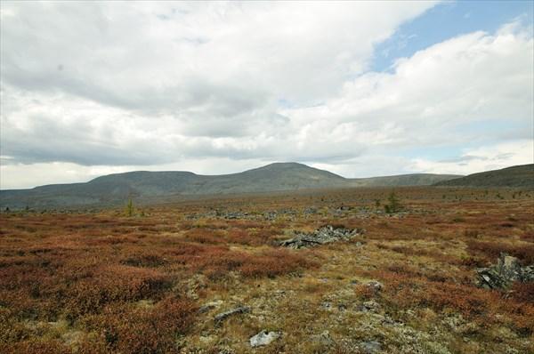 Гора Аккем