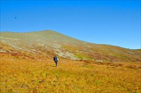 Перевал между р. Бол. Яломан и р. Кызыл-Айры