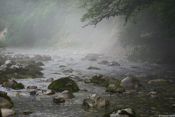 Река Аапста