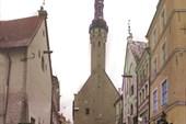 Таллин. Старый город