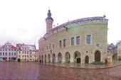 Таллин. Старый город. Ратушная площадь