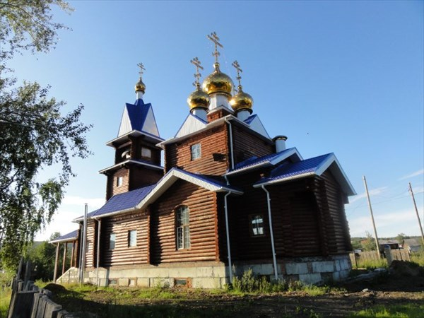 Церковь Благовещения