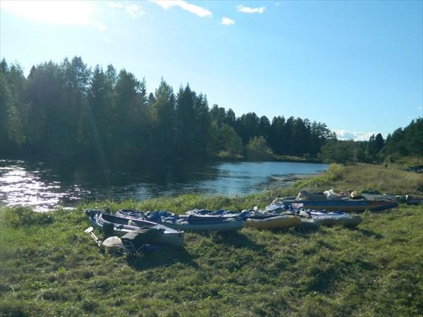 Сплав по рекам Вагран и Сосьва | НАШ УРАЛ