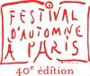 на фото: Эмблема 40-го Парижского осеннего фестиваля