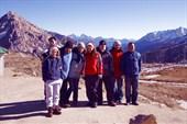 4000-ный перевал и гора Сюэбаодин 5560 м на заднем фоне