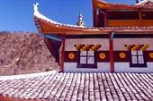 Храм в верхней части долины