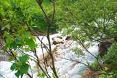 Ручей `Бурлящий` вытекает из озера 1430 м.