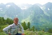 Чапалов Игорь и Кинзелюкский водопад