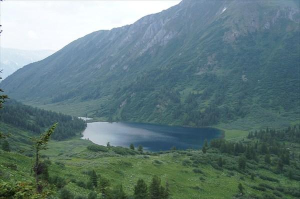 Озеро 1430 м