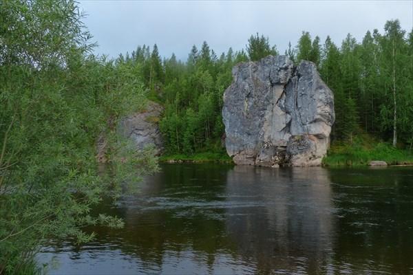 Вид северного Урала
