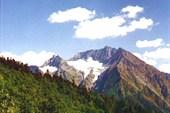 ледник Цахвоа