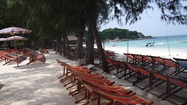 Пляж на острове
