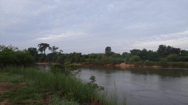 Река Мэклонг (Квай)