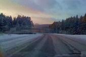 Перевал через Урал
