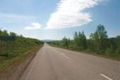 Дорога по Финляндии