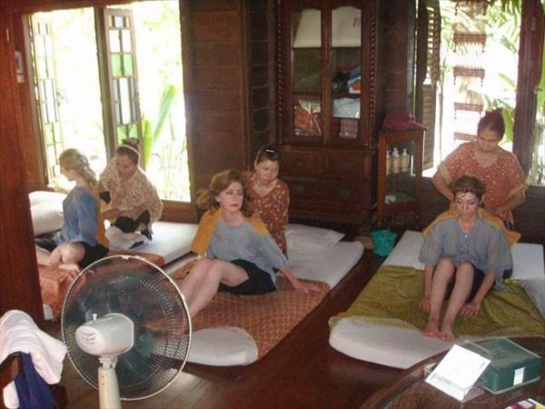 030-Правильный тайский массаж