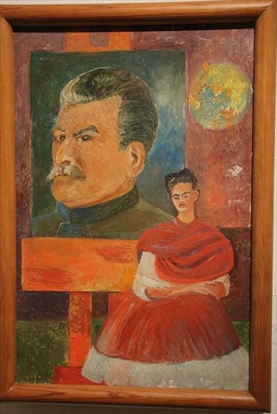040-Сталин и Фрида, Фрида Кало