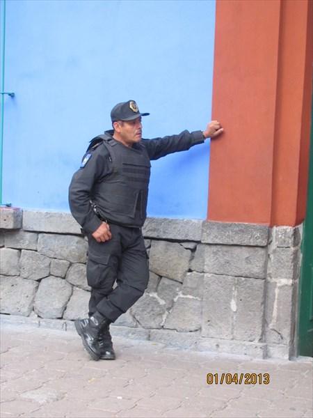 157-Полицейский