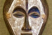 Женская маска