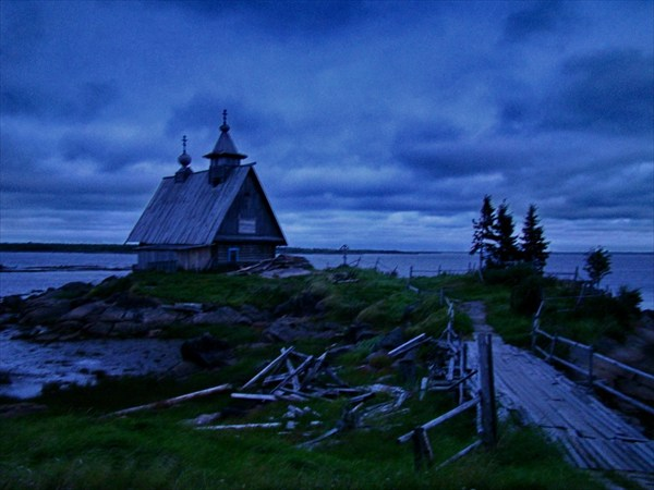 место съемки фильма Остров