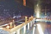 Пещера для свечей