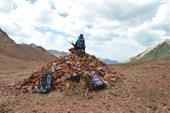 Перевал Каргалы Зпадный
