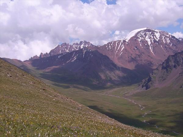 Перевал Кумбель Западный