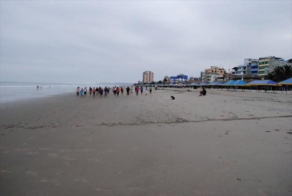 Пляж Атакамаса