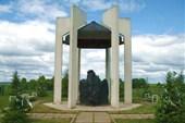 Монумент `Камень желаний`