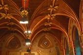 Готический зал в мэрии