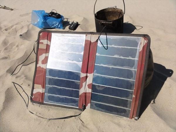 Солнечная батарея 8 Вт.