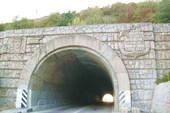 Тоннель на шоссе к Севастополю