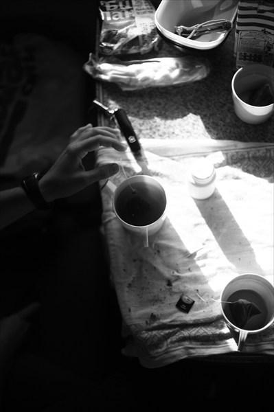 Утренний чай