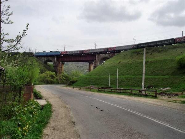 Мост в Воловце