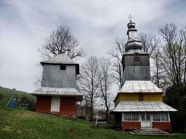 Церковь в селе Гукливый