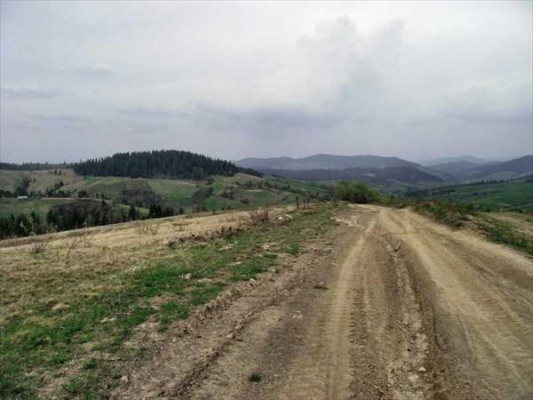 Спуск на Львовщину