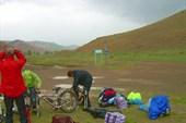DSCN3972. Сборка велосипедов, с. Кокоря,  на р.. Бугузун.