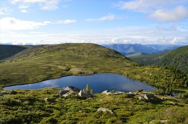 Озеро Безимянное