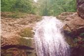 Водопад Шум, р. Руфабго, пос. Каменномостский