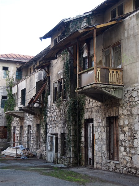 Крепость Аабата