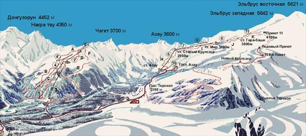 Map_elbrus