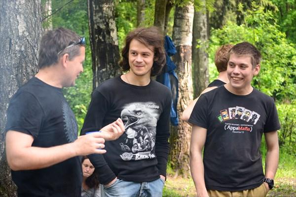 Байки на радио Лавров
