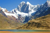 Во главе Нинашанкой (Ninashanca, 5607 m)