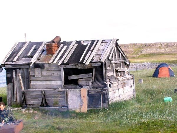 Дом в Чегодаевке